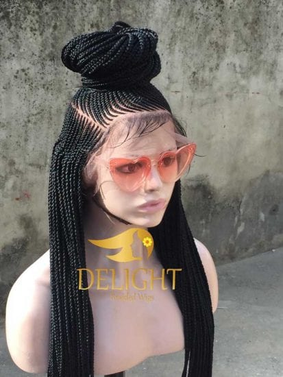 Super Full Lace Braided Wig With Baby Hair Lauren Delight Braided Wigs Schematic Wiring Diagrams Amerangerunnerswayorg