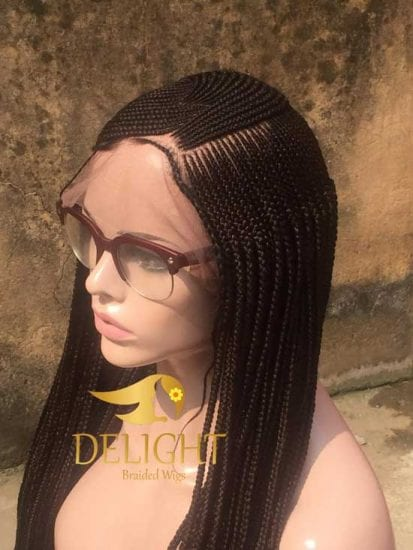 Wondrous Full Lace Braided Wig Dupe Delight Braided Wigs Schematic Wiring Diagrams Amerangerunnerswayorg