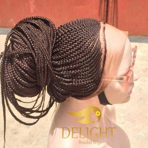 Braided Wigs Full Lace With Baby Hair-  Lexy