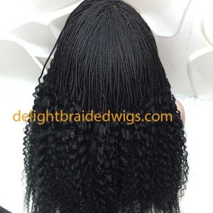 Braided Wigs Box Braids-Joy