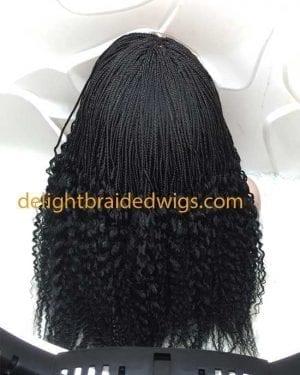 Braided Wigs Box Braids-Joy