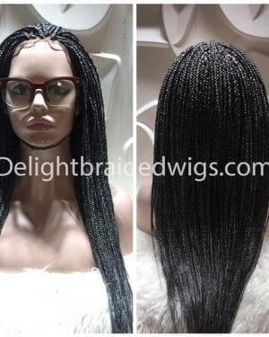 Delight Braided Wigs Box Braids -Kim