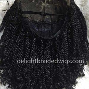 Kinky Twist Braided Wig- Anu