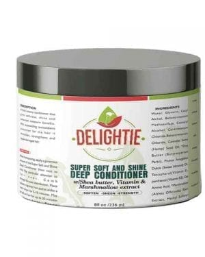 Super Soft and Shine Deep Conditioner-Promote Hair Growth and Shine