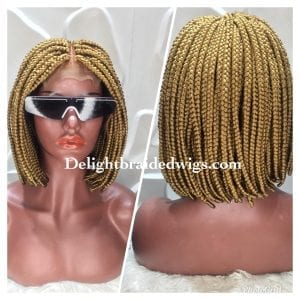 Bob Box Braid Wig- Kaye