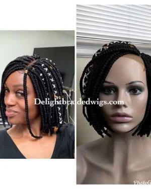 Bob Box Braid Wig- Laura