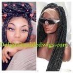 Box Braid wigs- Jare photo review