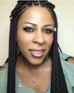 Knotless Box Braid Wig-Mary photo review