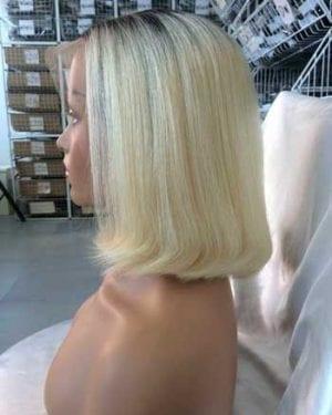 Bob Lace Frontal Wig
