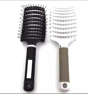 Styling Curly  Curve Vent Brush Suitable For Wigs.