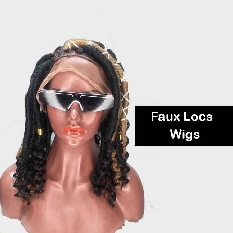 Faux Locs Wigs