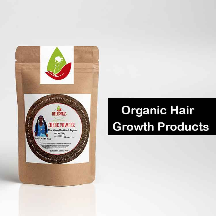 Organic Hair Growth Products