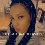 delightbraidedwigs-knotless-wig-review